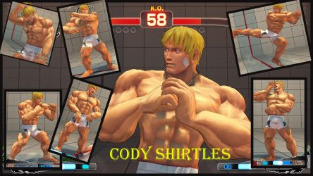 Cody Shirtless by salimano3