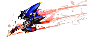 Rocket Metal by ebetto