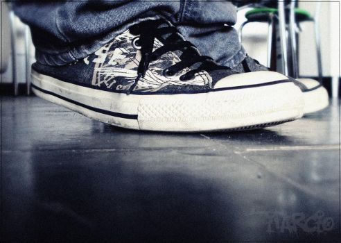 Converse All Star IV by itarciodesign