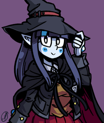 robo witch by Suragi-0