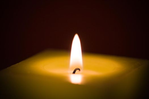 Candle by AndreyCherkasov
