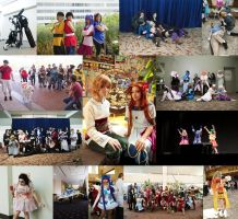 Otakon 2011: Mini-Collage by Henrickson