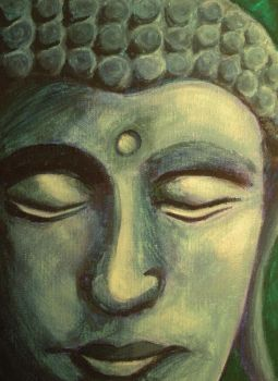 Buddha by Lady-KL