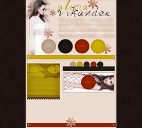 free design ft.  Alicia  Vikander by mosbiusdesigns