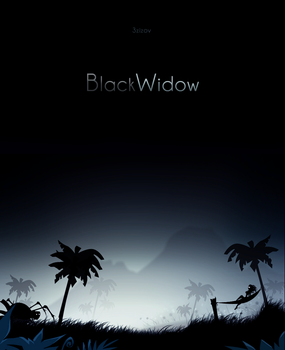 Black Widow by gamarai
