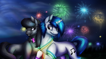 New Years Eve by LupiArts