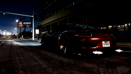 Custom Porsche 991 in NFS Payback by XBoxNhatHoang
