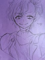 Practice #1 {Koshu Rem from Bad Medicine} by lost-lillith