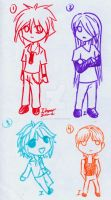 Marker Adopts-Males by itsmar-Adopts