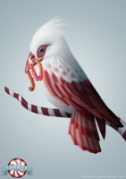 Sympathy Concept Art: Sugar Crow by luxandnox