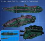 Tirolean command ship by Kodai-Okuda