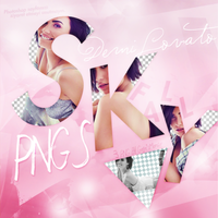 PNG PACK (85) Demi Lovato by iliveforApplause