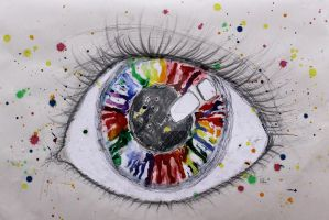 the eye of every color by aurora03emozenith