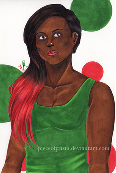 Red Green by pieceofprism