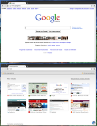 Sombra for Google Chrome by Aerum