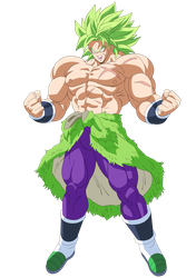 Broly Movie 2018 by Ralix13500