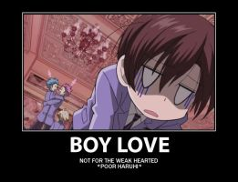 Ouran Host Boy Love by Vcorb1