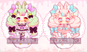 [Adoptable]: * HALLOWEEN * DREAMIMY ~18 [CLOSED] by Hiratsumi