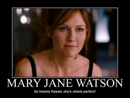 Kirsten Dunst's Mary Jane Watson Motivational by TheRisenChaos