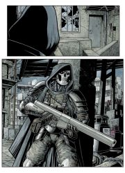 9mm page 135 TPB#1 COLOR by klarens