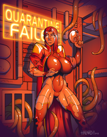 Quarantine Failed by firstedition