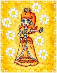 Ultimate Daisy by ninpeachlover