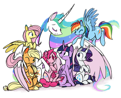 The Harmony of Canterlot by Selective-Yellow