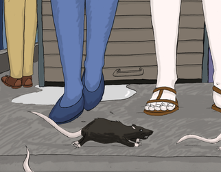 [DeApp: SH] Rats by TheBuggiest