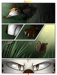 ~ Dawn ~ chapter 1, page 3 by Wolfhowler9880
