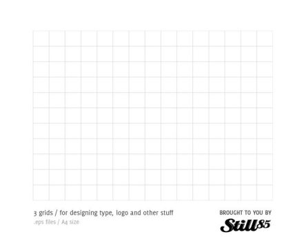 3 printable grids by still85free