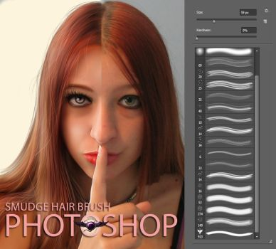 Hair Brush For Painting Look By erool (2) by erool