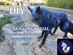 DIY How to Make Your Own Art Doll (NOW LIVE!) by Tiyku