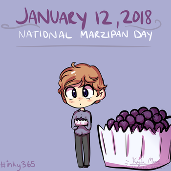 Marzipan Day by compassrose0425