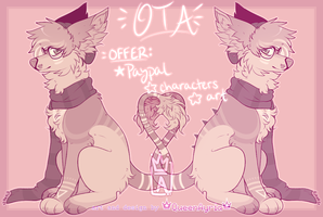 OTA hipster monster dog ||CLOSED|| by stayria