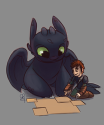 HTTYD [SKETCH] :: All Mapped Out by StinaSketchbook