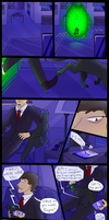 FreeFall: Page 112(ARC ONE END) by Tabidot