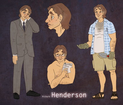 Henderson for Cardians by DoublePensword