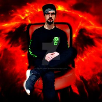 jacksepticeye? i dunno what to call it by animalsarelife666