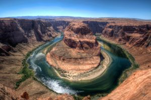 Horseshoe Bend by the3dman