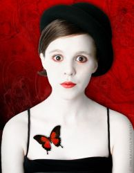 The Crimson Mime by KrazyLew