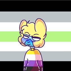 pride month icon  by snowpearlthetrash