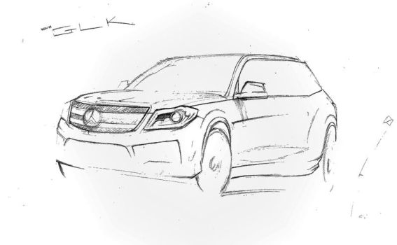 2012_New_GLK_concept_by_me by KalinIliev