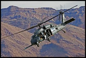 HH-60G Pave Hawk by AirshowDave