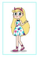 Star Butterfly - Date Night Outfit by Thronestorm690