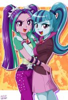 Aria and Sonata by uotapo