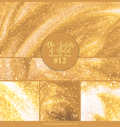 Textures pack #12 - THE FIELDS OF GOLD by lune-blanche