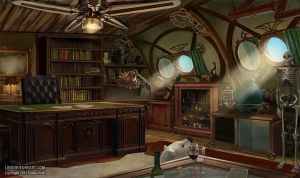 Blackwood's Room by Lyno3ghe