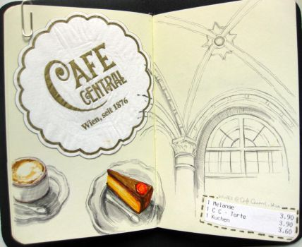 Cafe Central by wwei