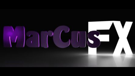 MarCus FX logo concept by MarCusFX