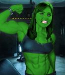 The Incredible Jenna by Mrmaskguy